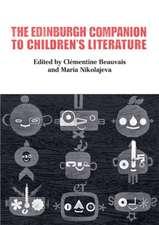 The Edinburgh Companion to Children's Literature