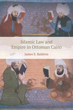 ISLAMIC LAW AND EMPIRE