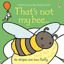 That's not my bee...