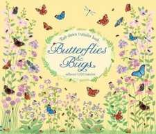 Watson, H: Rub-Down Transfer Book Butterflies and Bugs