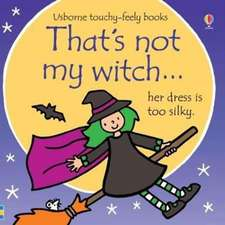 That's Not My Witch...