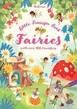 Wheatley, A: Fairies Transfer Activity Book