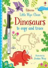 Little Wipe-Clean Dinosaurs to Copy and Trace