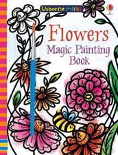 MINIS MAGIC PAINTING FLOWERS