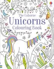 Unicorns Colouring Book