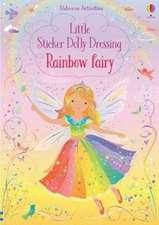Little Sticker Dolly Dressing Rainbow Fairy