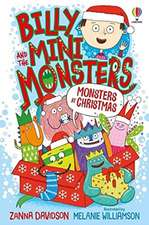 BILLY THE MINI MONSTERS AT CHRISTMAS