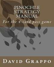 Pinochle Strategy Manual