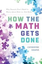 HOW THE MATH GETS DONE WHY PARPB