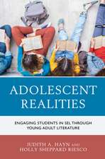 ADOLESCENT REALITIES ENGAGING STUDENTH