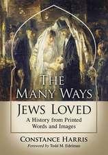 Many Ways Jews Loved
