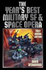 The Year's Best Military SF and Space Opera:  Custer in Chains