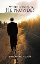 Where God Leads He Provides