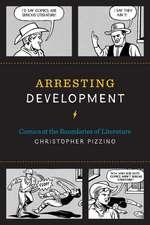 Arresting Development:  Comics at the Boundaries of Literature