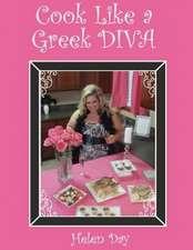 Cook Like a Greek Diva:  Science Fiction Novel