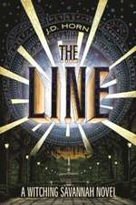 The Line:  A Department 18 Novel