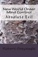 New World Order Mind Control