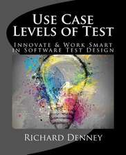 Use Case Levels of Test