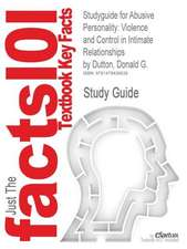 Studyguide for Abusive Personality