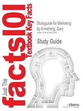 Studyguide for Marketing by Armstrong, Gary, ISBN 9780132744034:  Politics, Geography, Culture by Roskin, Michael G., ISBN 9780132432559