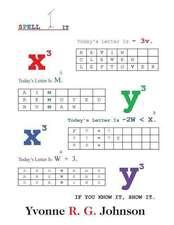 Spell-It:  Algebra Words