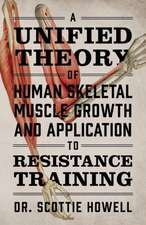 A Unified Theory of Human Skeletal Muscle Growth and Application to Resistance Training
