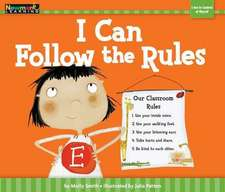I Can Follow the Rules Shared Reading Book