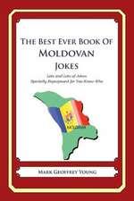 The Best Ever Book of Moldovan Jokes