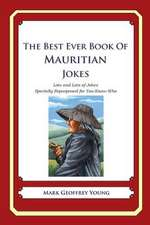 The Best Ever Book of Mauritian Jokes