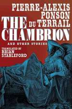 The Chambrion and Other Stories