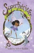 Violet the Velvet Rabbit