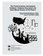 The Forest Inventory and Analysis Database