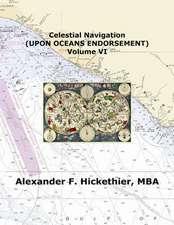 Celestial Navigation (Upon Oceans Endorsement)