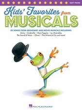 Kids' Favorites from Musicals