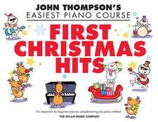 First Christmas Hits:  Mid to Later Elementary Level