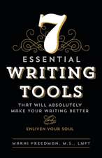7 Essential Writing Tools