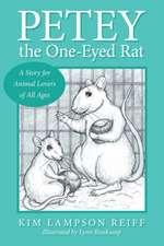 Petey the One-Eyed Rat