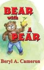 Bear with a Pear