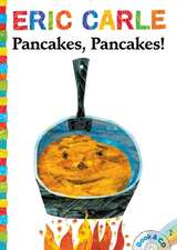 Pancakes, Pancakes! [With Audio CD]:  A Lift-The-Flap Book (Lap Edition)