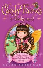 Candy Fairies 4-Books-In-1!:  Chocolate Dreams; Rainbow Swirl; Caramel Moon; Cool Mint