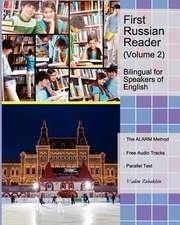 First Russian Reader (Volume 2)