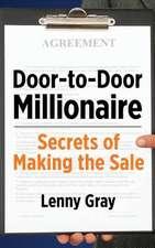 Door-To-Door Millionaire