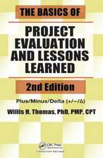 The Basics of Project Evaluation and Lessons Learned [With CDROM]:  Volume 21, Supramolecular Aspects of Solvent Extraction