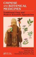 Chinese Medicine:  Chemical Applications for Modern Times