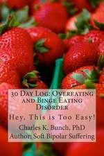 30 Day Log