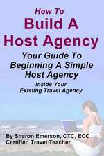 Build a Host Agency