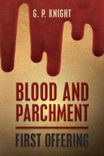 Blood and Parchment