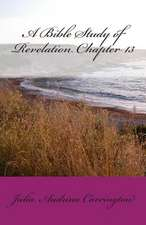 A Bible Study of Revelation Chapter 13
