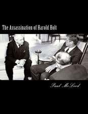 The Assassination of Harold Holt