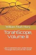 Torahscope, Volume III